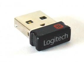 Logitech K230 - Unifying Stecker2