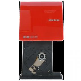 Samsung SE-208DB DVD offen