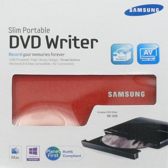 Samsung SE-208DB Verpackung 1