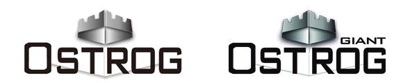 enermax ostrog - ostrog giant logo