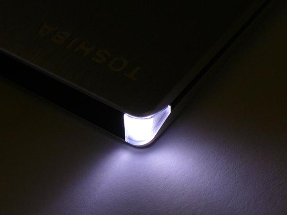 Toshiba STOR.E Slim 500GB - LED 2