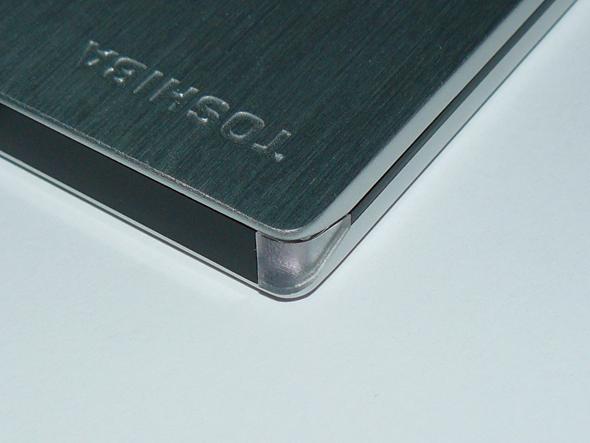 Toshiba STOR.E Slim 500GB - LED 3