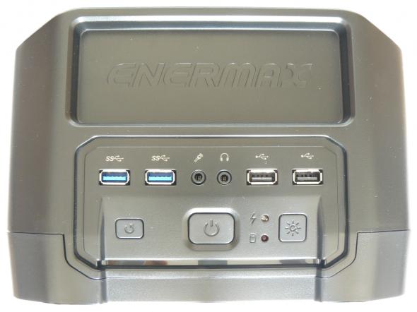 enermax ostrog giant gt - bedienelement