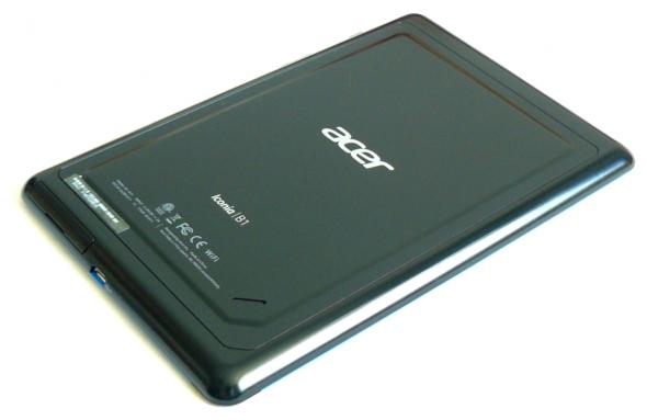 Acer Iconia Tab B1-A71 - Rueckseite