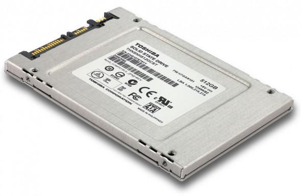 Toshiba HG5d 128GB SSD - Serie 1