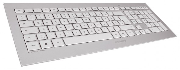 Cherry DW-8000 Desktop Set - Tastatur quer