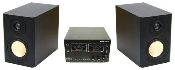 Scythe-Sound-Set Kama Bay AMP PRO - KroCraft Speaker