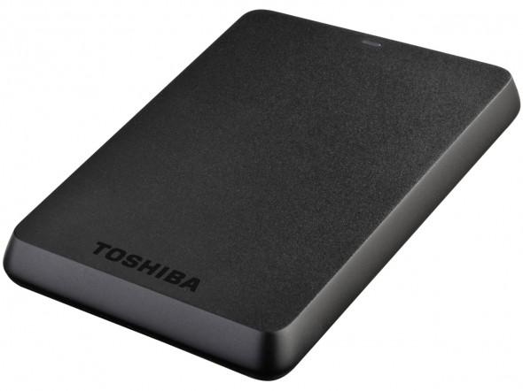 """Toshiba STOR.E Basics – mobile 2,5"""" Festplatte mit 1 Terabyte"""