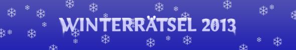 3DTester Winterrätsel 2013