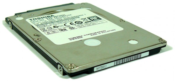 Toshiba MQ Hybrid Drive - MQ01ABF050H 500GB 7mm 2,5 SSHD - Laufwerk 1
