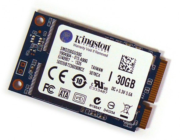 Kingston SSDNow mS200 30GB SSD - SMS200S3 - 03