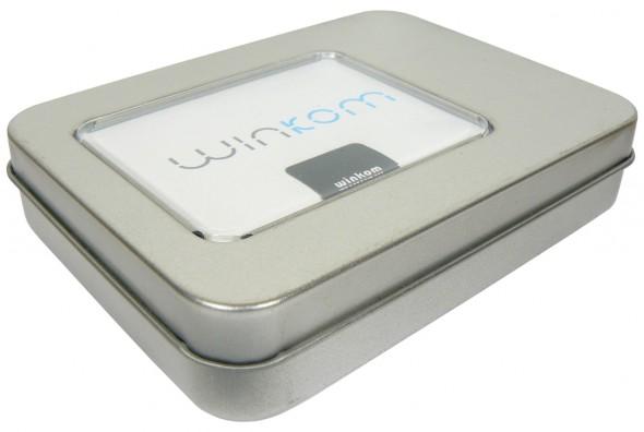 Winkom Memorysafe 16GB und 32GB - Verpackung 02