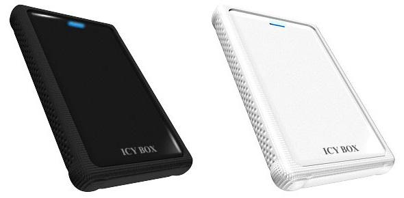 Raidsonic ICY BOX 2,5 HDD-Case - IB-223U3 - Bild 1