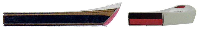 SanDisk Cruzer Force USB Flash Drive - Stick Seite