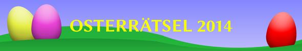 3DTester Osterrätsel 2014