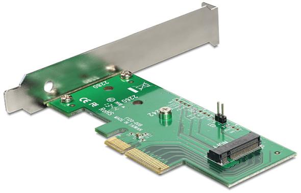DeLock M.2 zu PCI-Express Adapter - 89370