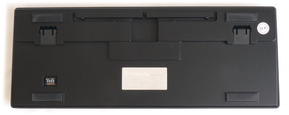 Ducky DK9008 Shine 3 Slim Gaming Keyboard - MX-Brown - Blue-LED - Bild 02