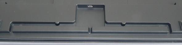 Ducky DK9008 Shine 3 Slim Gaming Keyboard - MX-Brown - Blue-LED - USB-Anschluss