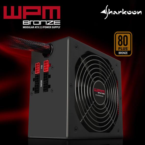 Sharkoon WPM Bronze 1