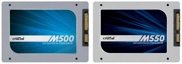 Crucial M500 240GB - CT240M500SSD1 - M500 M550