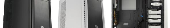 Raijintek bringt sein erstes PC-Gehäuse auf den Markt