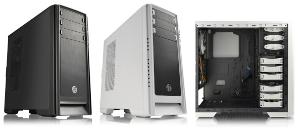 Rajintek AGOS AGOS White PC Case Gehäuse