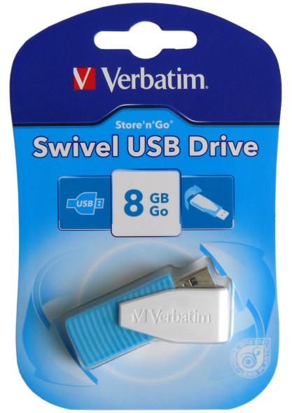 Verbatim Store n Go - Swivel USB Drive - 8GB - Verpackung 1