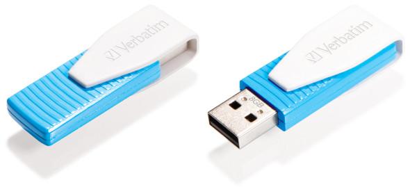 Verbatim Store 'n' Go 8GB Swivel USB Drive