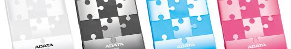 ADATA zeigt neue externe Festplatten