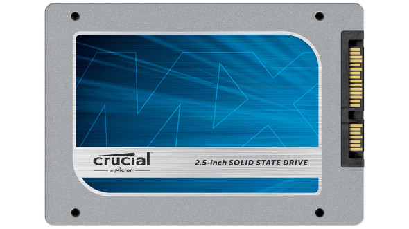 3DTester - Crucial MX100