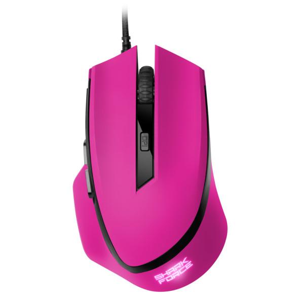 3DTester - Sharkoon Shark Force - Pink