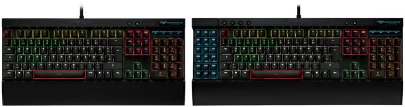 3DTester - corsair K70 K95 RGB Gaming Keyboard - Bild 1