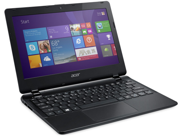 3DTester - Acer TravelMate B115-M Netbook