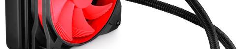 Drei neue Wasserkühler von Deepcool
