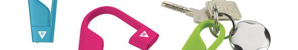 EMTEC USB-Sticks mit eingebautem Haken