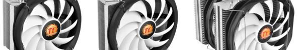 Kompakte Riesenkühler nun auch von Thermaltake