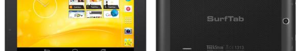 Günstiges 3G-Tablet von TrekStor