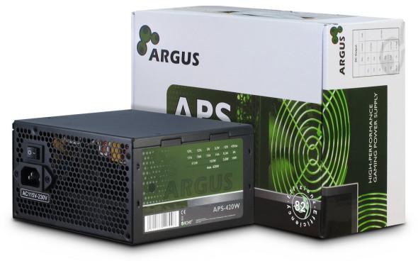 3DTester.de - Inter-Tech Argus APS-420 Netzteil