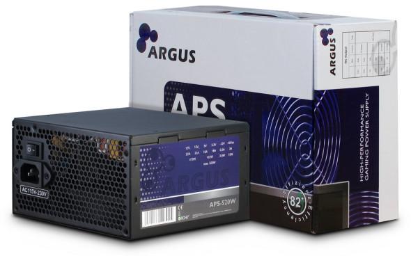 3DTester.de - Inter-Tech Argus APS-520 Netzteil