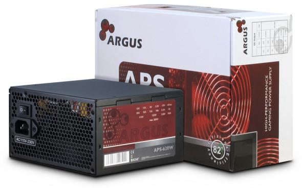 3DTester.de - Inter-Tech Argus APS-620 Netzteil