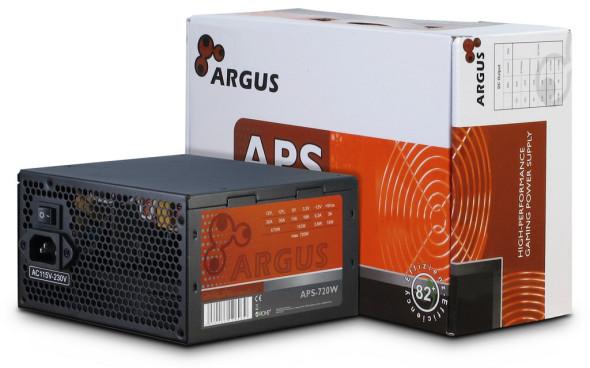 3DTester.de - Inter-Tech Argus APS-720 Netzteil