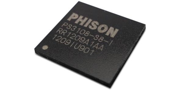3DTester.de - Phison 3108 SSD-Controller