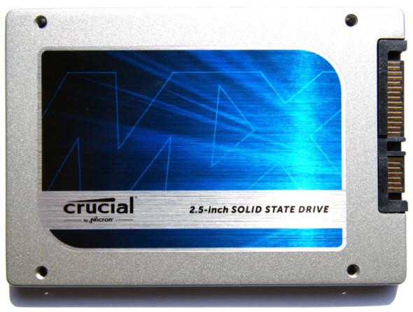3DTester.de - Crucial MX100 - 256GB - 01