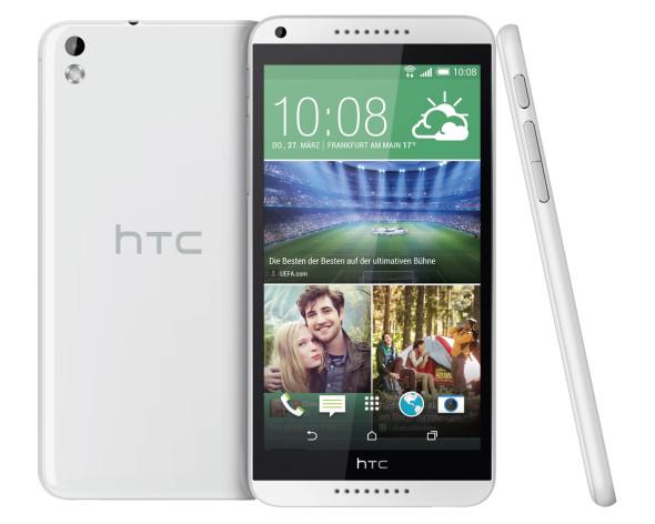 3DTester.de - HTC Desire 816 - Bild1