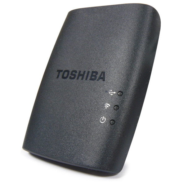 3DTester.de - Toshiba Store.E Wireless Adapter - Bild 2