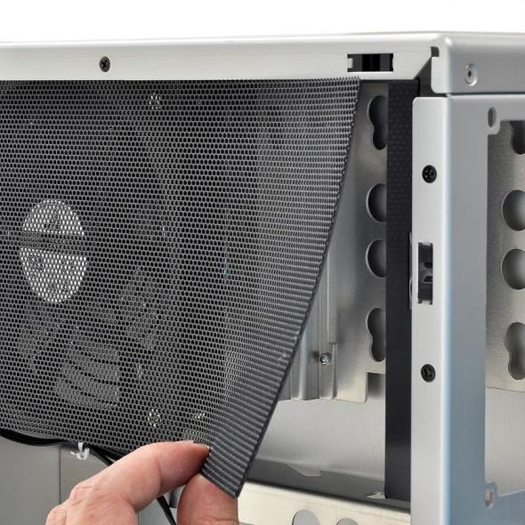 3DTester.de - Lian-Li PC-Q19 HTPC - Bild 05