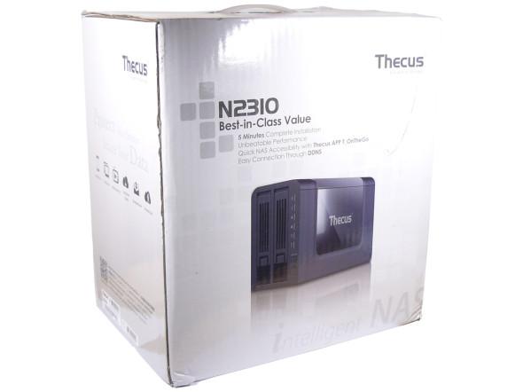 3DTester.de - Thecus N2310 NAS - Karton