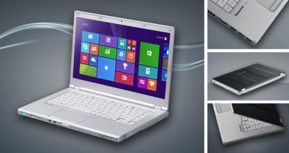 3DTester.de - Toughbook CF-LX3 - Business Notebook
