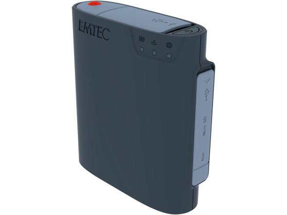 3DTester.de - EMTEC Power Connect U600 - Bild 01