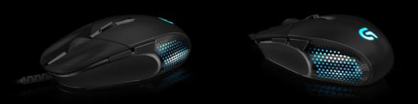 3DTester.de - Logitech G302 Daedalus Prime MOBA gaming mouse